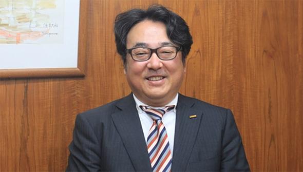 代表取締役 藤原 大